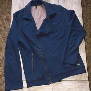 capital metálico Confirmación  United Colors Of Benetton Jackets & Coats | Benetton Motto Sweatshirt  Jacket | Poshmark